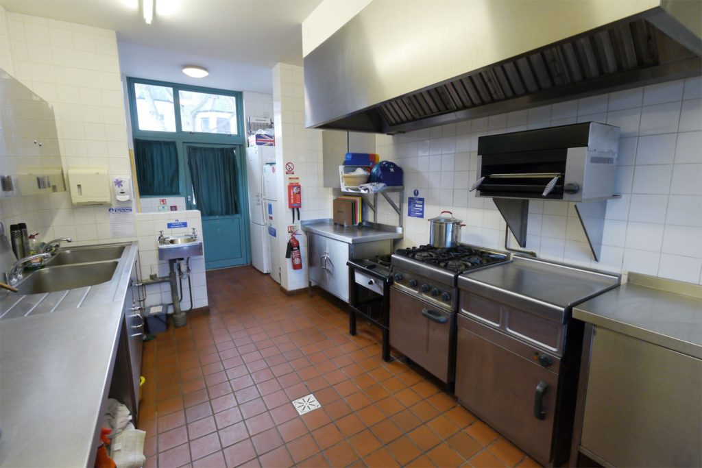 View the Kitchen